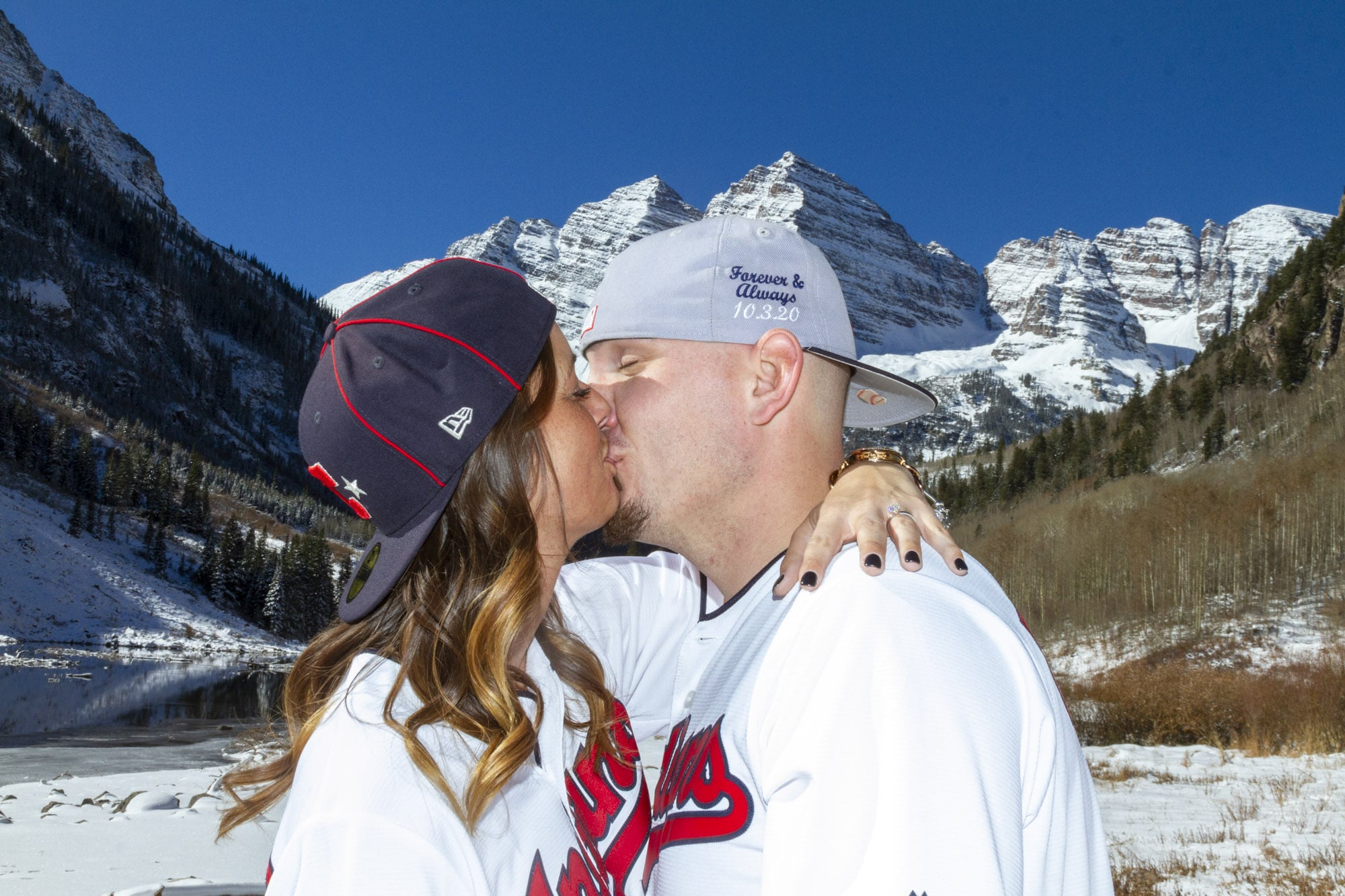 Maroon Bells Engagement