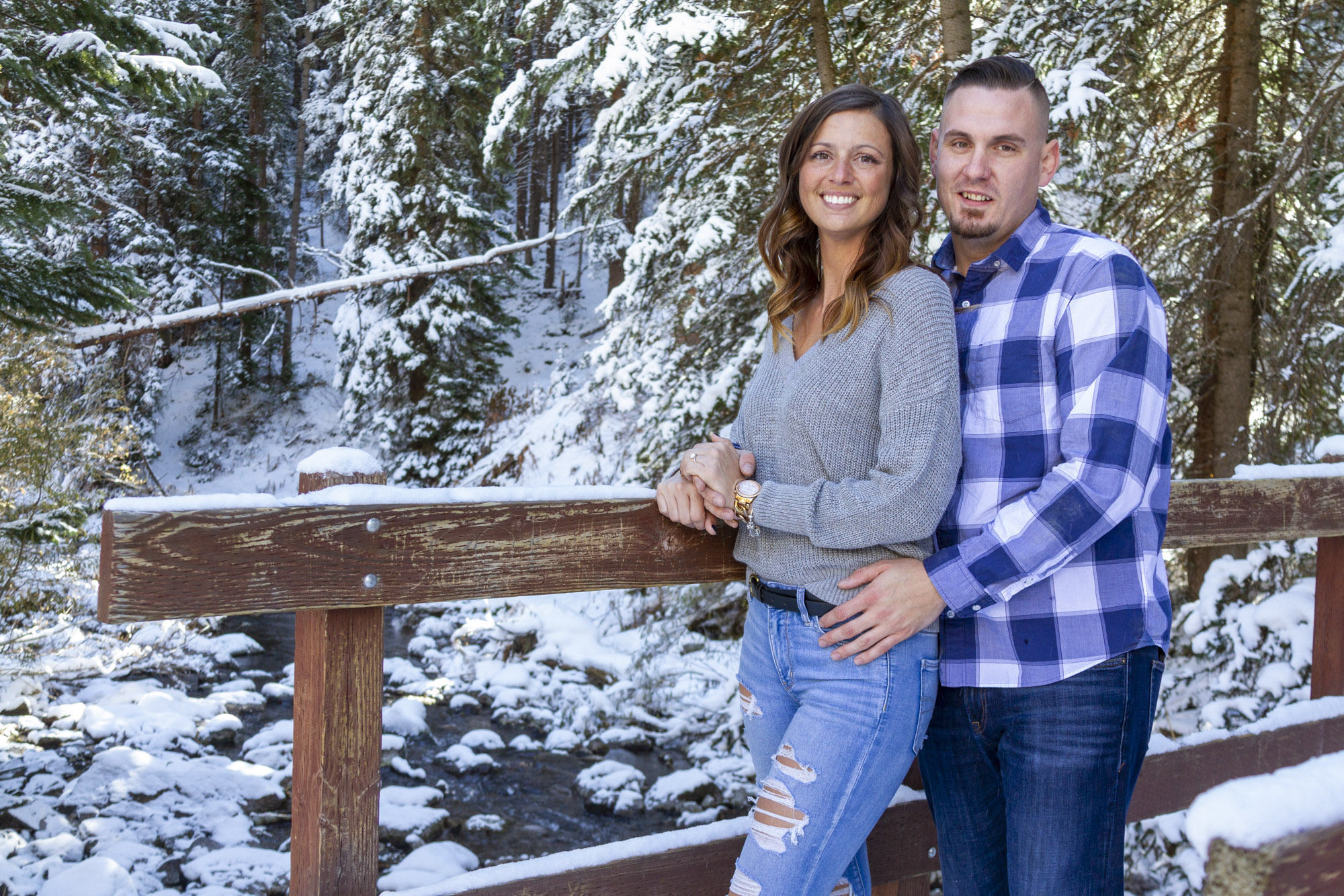 Maroon Bells Engagement 6