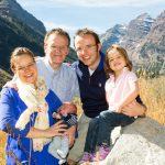 Family Photo Aspen